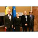 Entretien du Premier ministre Viorica Dăncilă avec Radu Ioanid, directeur des programmes(...)