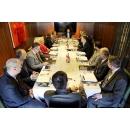 Prime Minister Viorica Dăncilă met with the U.S. business sector representatives