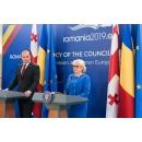 Joint press statements by Prime Minister Viorica Dăncilă and Georgian Prime Minister Mamuka Bakhtadze
