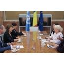 Prime Minister Viorica Dăncilă meets with the Executive Secretary of the UNECE Olga Algayerova