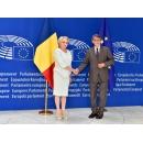 Prime Minister Viorica Dăncilă meets with the President of the European Parliament David –Maria(...)