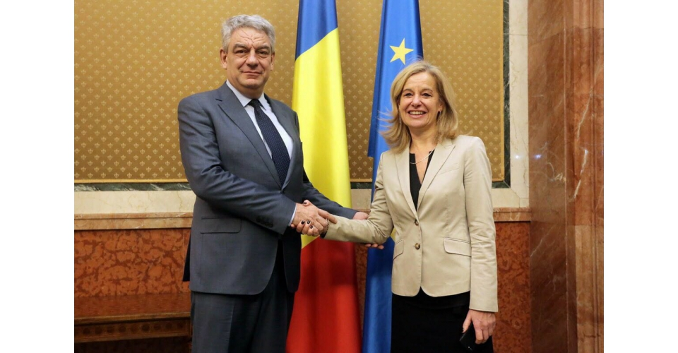 PM Mihai Tudose meets with Ambassador of the Kingdom of the Netherlands to Romania, H.E. Stella(...)