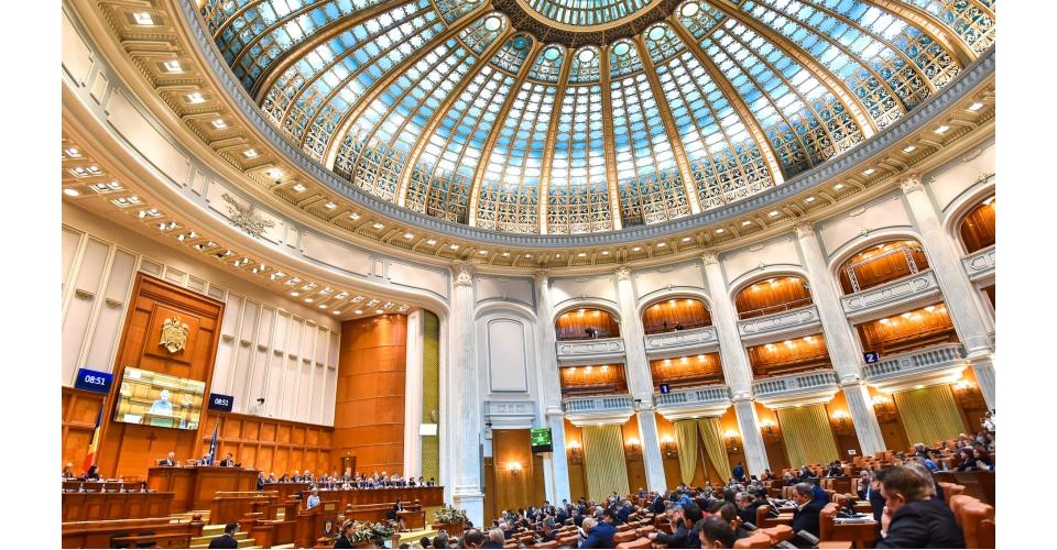 """Participarea premierului Viorica Dăncilă la """"Ora Prim-ministrului"""" în plenul Camerei(...)"""