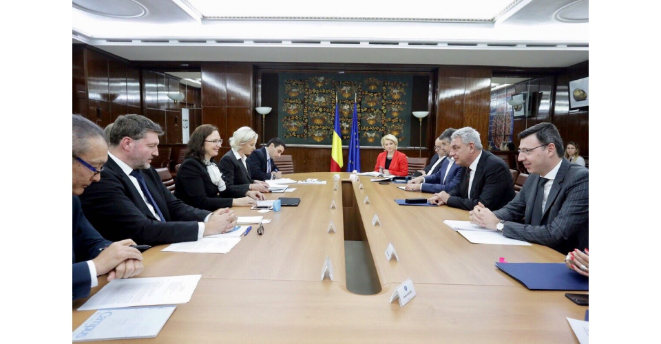 Prime Minister Mihai Tudose met with a World Bank delegation