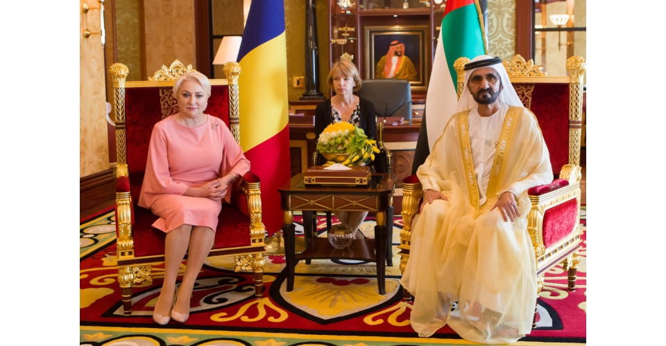 Prime Minister Viorica Dăncilă meets with the Vice President, Prime Minister of UAE and Ruler of(...)
