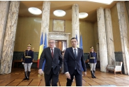 Întâlnirea premierului Sorin Grindeanu cu Jean-Claude Juncker, președintele Comisiei Europene