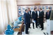 Întâlnire cu management-ul Uzinei Constructoare de Mașini (UCM) Reșița