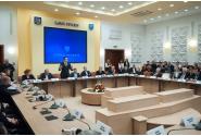 Întâlnire cu reprezentanții autorităților locale din județul Caraș-Severin