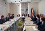 Întâlnire pe teme de sănătate cu factorii decizionali din județul Caraș-Severin