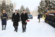 Premierul Sorin Mihai Grindeanu s-a întâlnit astăzi cu ministrul Apărării Naționale