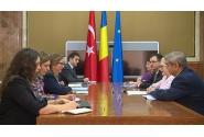 Întrevederea prim-ministrul României, Viorica Dăncilă cu ministrul comerțului din Republica Turcia, Ruhsar Pekcan