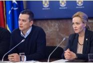 Participarea premierului Sorin Mihai Grindeanu la videoconferință Comitetului Național pentru Situații Speciale de Urgență cu prefecții
