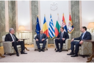 Reuniunea cvadrilaterală Serbia – Bulgaria – Grecia – România