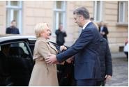 Vizită oficială a premierului Viorica Dăncilă în Republica Croația