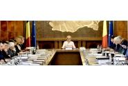 Ședința săptămânală de guvern