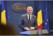 Briefing de presă susținut de ministrul de finanțe, Eugen Teodorovici, după aprobarea proiectelor de lege privind bugetul de stat și bugetul asigurărilor sociale pe 2019, în ședința de guvern de astăzi