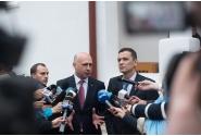 Vizita premierului Sorin Grindeanu la Mănăstirea Agapia