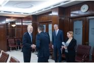 Întâlnirea premierului Sorin Grindeanu cu Ambasadorul Austriei, E.S. Dl. Gerhard Reiweger