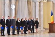 Ceremonia depunerii jurământului de către membrii Cabinetului Dăncilă