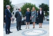 Participarea prim-ministrului Viorica Dăncilă la inaugurarea, în orașul portughez Estoril, a unei piațete dedicate României (Largo da Romenia)