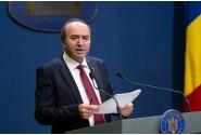 Briefing de presă susținut de ministrul justiției, Tudorel Toader, la finalul ședinței de guvern