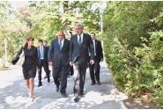 Reuniunea Consiliului de Cooperare la Nivel Înalt România-Bulgaria (ședința comună a celor două Guverne)