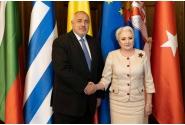 Întâmpinarea premierului Bulgariei, Boyko Borissov