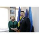 PM Viorica Dancila attends alongside the Estonian Prime Minister Jüri Ratas the inauguration of the Honorary Consulate of the Republic of Estonia to Constanta