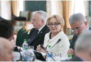 Participarea premierului Viorica Dăncilă la reuniunea conducerii Comisiei Naționale pentru trecerea la moneda euro