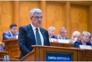 Învestirea în Parlament a Guvernului Tudose