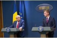 Declarații de presă susținute de Ministrul Agriculturii, Petre Daea