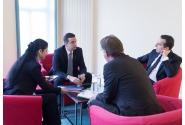Întâlnirea premierului Sorin Grindeanu cu cancelarul Austriei, Christian Kern