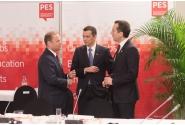 Participarea premierului Sorin Grindeanu la reuniunea șefilor de stat și de guvern PES