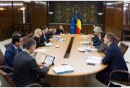 Întâlnirea Ministrului Finanțelor Eugen Teodorovici cu oficiali ai Comisiei Europene