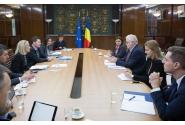 Întâlnirea Ministrului Energiei Anton Anton cu oficiali ai Comisiei Europene