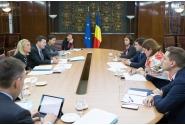 Întâlnirea Ministrului Comunicaţiilor și Societăţii Informaţionale Bogdan Cojocaru  cu oficiali ai Comisiei Europene
