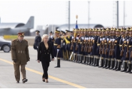 Participarea premierului Viorica Dăncilă la activitățile prilejuite de introducerea în Serviciul de Luptă Permanent Poliție Aeriană, sub comandă națională, a aeronavelor F-16 Fighting Falcon