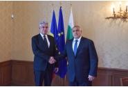 Întrevedere tête-à-tête cu premierul Boiko Borisov