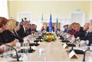 Reuniunea Consiliului de cooperare la nivel înalt