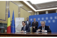 Contract signing ceremony for the natural gas pipeline execution works – phase 1, of the BRUA Project