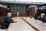 Primirea ambasadorului Regatului Belgiei, Thomas Baekelandt, de către premierul Viorica Dăncilă