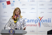 "Launch of the National Program ""Romania's champions in school, high school and university"""