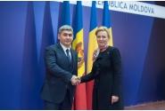 Reuniune bilaterală a Guvernelor României și Republicii Moldova
