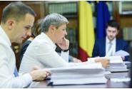 Portret premier și cabinet miniștri