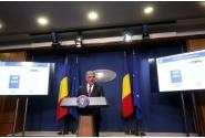 Declarații susținute de vicepremierul Viorel Ștefan privind starea economiei românești pe trimestrul I 2018