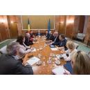 PM Mihai Tudose meets with representatives of RePatriot
