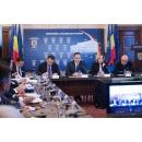 Premierul interimar Mihai-Viorel Fifor a participat la videoconferința cu prefecții din județele(...)