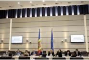 Întrevedere cu președintele Parlamentului Republicii Moldova, Andrian Candu