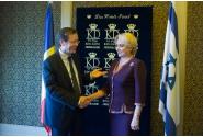 Participarea premierului Viorica Dancilă la dineul de lucru oferit de liderul opoziției din Knesset, Isaac Herzog