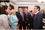 Participarea prim-ministrului Viorica Dăncilă la reuniunea cvadrilaterală la nivel înalt România - Bulgaria - Grecia – Serbia, de la Salonic